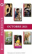 Pack mensuel Passions : 12 romans + 1 gratuit (Octobre 2021)