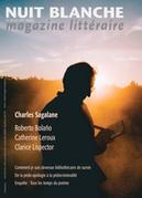 Nuit blanche, magazine littéraire. No. 163, Été 2021