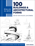 Draw Like an Artist: 100 Buildings and Architectural Forms