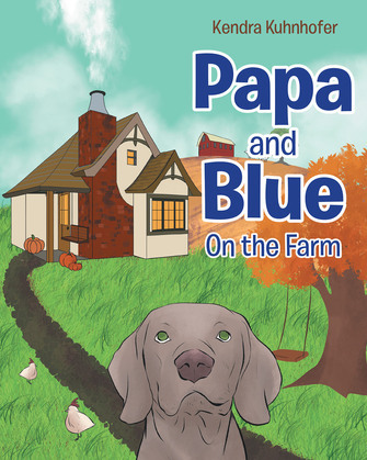 Papa and Blue