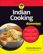 Indian Cooking For Dummies