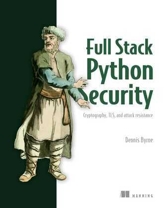 Full Stack Python Security