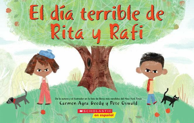 El día terrible de Rita y Rafi (Rita and Ralph's Rotten Day)