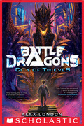 City of Thieves (Battle Dragons #1)