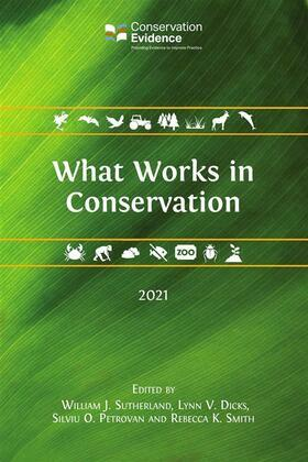 What Works in Conservation 2021
