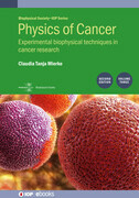 Physics of Cancer, Volume 3 (Second Edition)