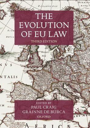 The Evolution of EU Law 3e