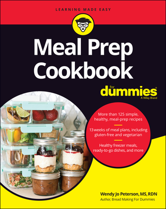 Meal Prep Cookbook For Dummies
