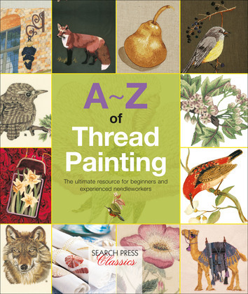 A–Z of Thread Painting