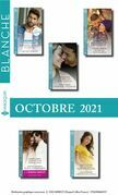 Pack mensuel Blanche: 10 romans + 1 gratuit (octobre 2021)