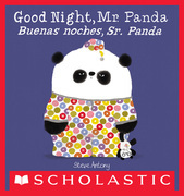 Good Night, Mr. Panda / Buenas noches, Sr. Panda (Bilingual)