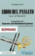 (Soprano) Addio del passato - Soprano & Woodwind Quintet