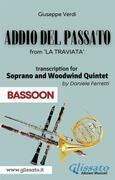 (Bassoon) Addio del passato - Soprano & Woodwind Quintet