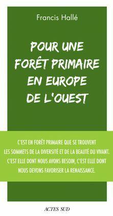 Pour une forêt primaire en Europe de l'Ouest