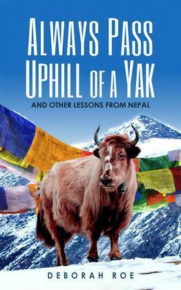 Always Pass Uphill of a Yak