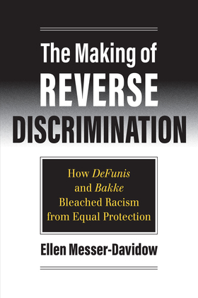 The Making of Reverse Discrimination