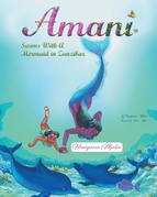Amani Swims With A Mermaid in Zanzibar