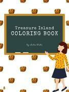 Treasure Island Coloring Book for Kids Ages 3+ (Printable Version)