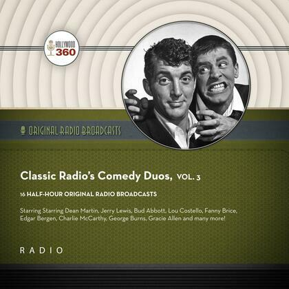 Classic Radio's Comedy Duos, Vol. 3