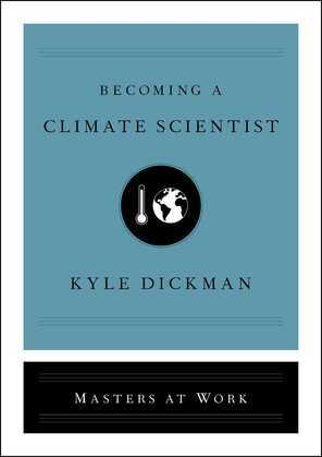 Becoming a Climate Scientist