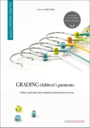 Grading children's garments