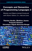 Concepts and Semantics of Programming Languages 2