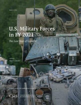 U.S. Military Forces in FY 2021