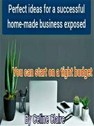Perfect ideas for a successful home-based business exposed