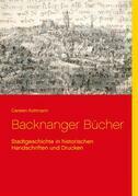Backnanger Bücher