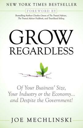 Grow Regardless: Of Your Business's Size, Your Industry or the Economy and Despite the Government!
