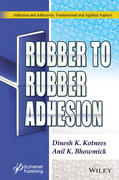 Rubber to Rubber Adhesion