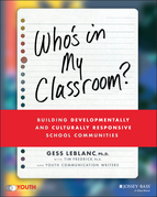 Who's In My Classroom?