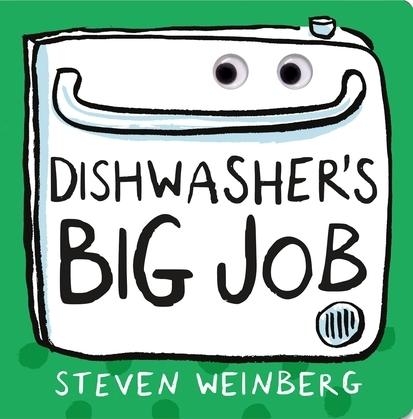 Dishwasher's Big Job