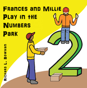 Frances and Millie Play in the Numbers Park