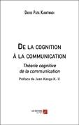 De la cognition à la communication