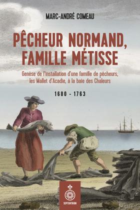 Pêcheur normand, famille métisse