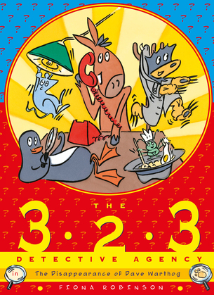The 3-2-3 Detective Agency