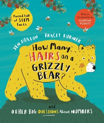 How Many Hairs on a Grizzly Bear?