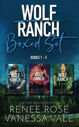 Wolf Ranch Boxed Set - Books 1 - 3