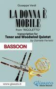 (Bassoon) La donna è mobile - Tenor & Woodwind Quintet