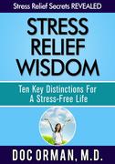 Stress Relief Wisdom