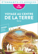 Voyage au centre de la Terre - BAC 2022 - Parcours «Science et fiction»