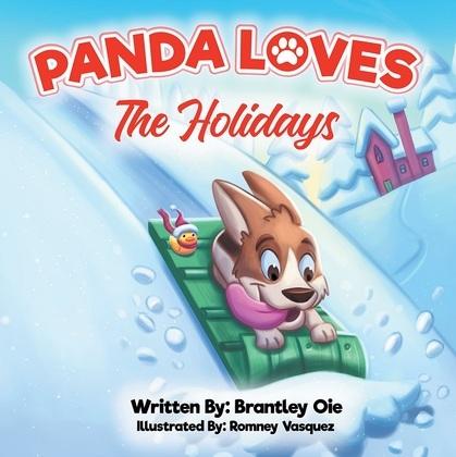 Panda Loves the Holidays