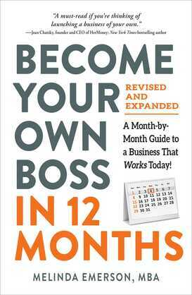 Become Your Own Boss in 12 Months, Revised and Expanded