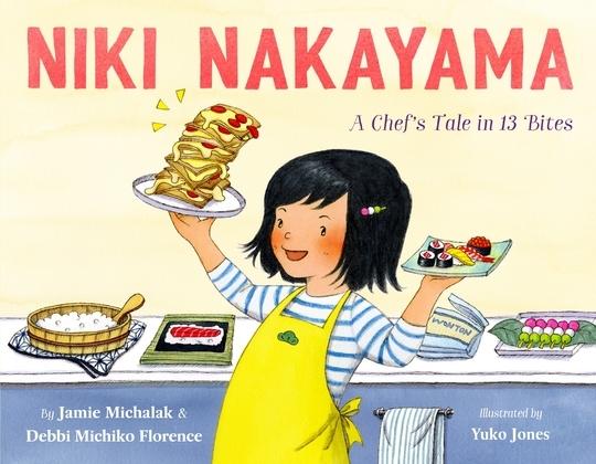 Niki Nakayama: A Chef's Tale in 13 Bites