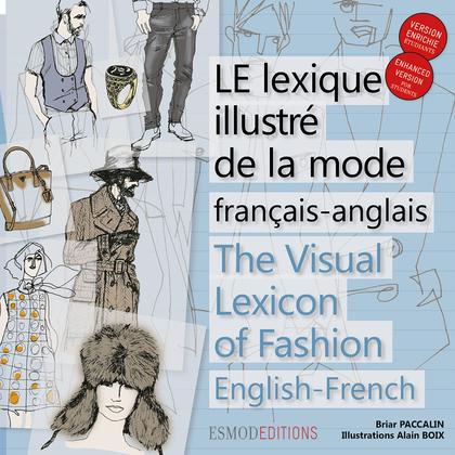 Le lexique illustré de la mode français-anglais