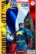 Capitaine Acadie T.2 - Combat à Ottawa