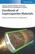 Handbook of Supercapacitor Materials