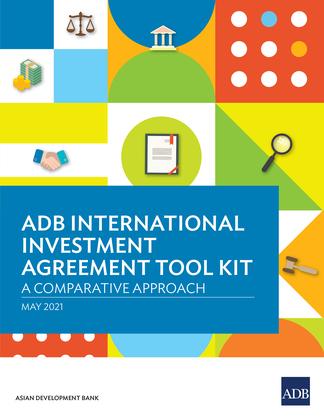 ADB International Investment Agreement Tool Kit