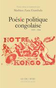 Poésie politique congolaise